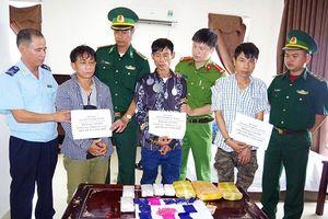 Hà Tĩnh: Phá chuyên án ma túy lớn, bắt giữ 3 đối tượng