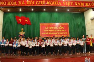 Thừa Thiên Huế: Trao hơn 600 suất học bổng cho học sinh có hoàn cảnh khó khăn