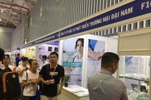 Khai mạc Triển lãm Y tế Quốc tế Việt Nam lần thứ 13