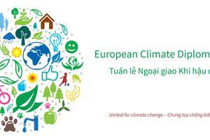 Tuần lễ Ngoại giao Khí hậu EU tại Hà Nội