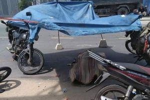 Tai nạn liên hoàn, nữ du khách nước ngoài chết tại chỗ