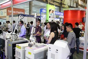 Khai mạc triển lãm y tế quốc tế Việt Nam lần 13
