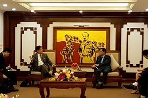 JBIC mong muốn hợp tác đầu tư hạ tầng giao thông tại Việt Nam