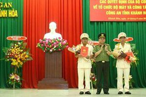 Sáp nhập Cảnh sát PCCC vào Công an tỉnh Khánh Hòa