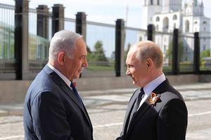 Vụ bắn rơi máy bay Il-20 nói lên điều gì về quan hệ Nga-Israel?