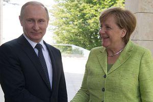 'Không yên' Syria, Ukraine: Nga, Đức đối thoại nóng