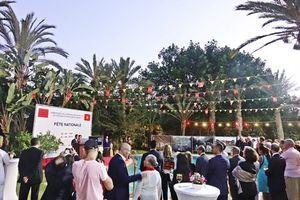 Kỷ niệm 73 năm Quốc khánh Việt Nam tại Morocco