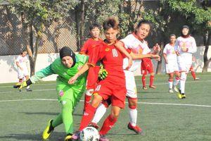 Nối tiếp U19 Việt Nam, U16 nữ Việt Nam đè bẹp U16 Bahrain 14-0