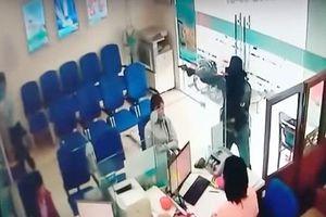 Nghi phạm dùng súng cướp ngân hàng tại Tiền Giang đã tử vong