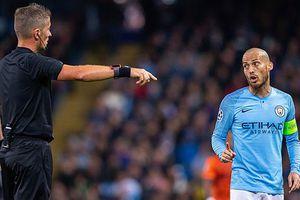 Man City chịu trận thua đáng xấu hổ khi ra quân tại Champions League
