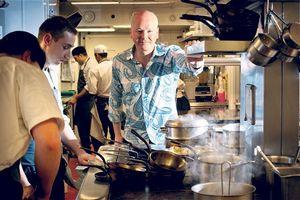 Nhà hàng đạt sao Michelin tái chế phế liệu từ rác thải thực phẩm