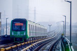 Hành trình chạy thử tàu đường sắt trên cao đầu tiên tại Việt Nam