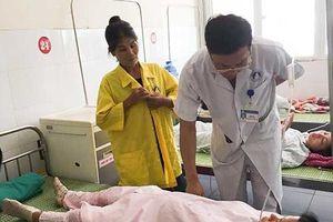Sản phụ bị vỡ tử cung sau khi tự đẻ tại nhà