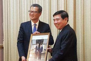 Hong Kong mời doanh nghiệp TP.HCM cùng khai thác thị trường TQ