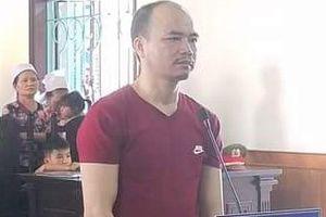 Bị cáo đâm chết vợ rồi tự sát mang án chung thân