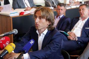 Luka Modric đứng trước nguy cơ ngồi tù 5 năm