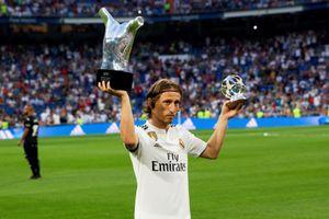 Luka Modric không cần Quả bóng vàng để là người hay nhất