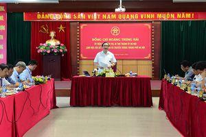 Bí thư Thành ủy Hoàng Trung Hải: Sở TT&TT phải làm tốt vai trò cầu nối giữa chính quyền với người dân