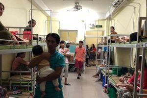 Sau vụ cháy gần Bệnh viện Nhi Trung ương: 31 bệnh nhân vào nơi trọ mới