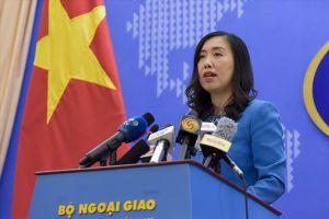 Việt Nam ủng hộ Hàn - Triều có hành động thiết thực phi hạt nhân hóa