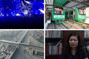 Tin tức Hà Nội 24h: Tàu Cát Linh - Hà Đông chạy thử nghiệm; Lỗ hổng từ vụ chết người tại lễ hội âm nhạc Hồ Tây
