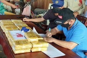 Trinh sát kể chuyện nằm rừng đánh án vụ 200.000 viên ma túy tổng hợp