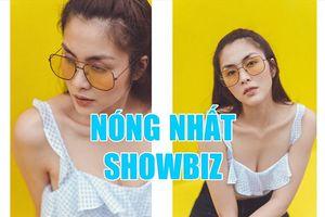 Nóng nhất showbiz: Tăng Thanh Hà mặc đồ hai dây gợi cảm, Pewpew thích đàn ông?