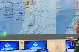 Chuyên gia Nga không tin Il-20 Nga bị S-200 Syria bắn hạ