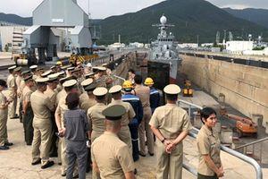 Đã rõ đối tác nhận tàu Pohang Hàn Quốc viện trợ
