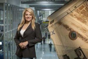 SpaceX có thể mang vũ khí lên vũ trụ