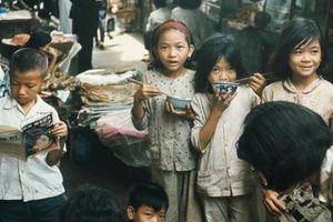 Ảnh độc về trẻ em Sài Gòn năm 1966-1967