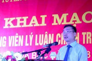 51 giảng viên lý luận chính trị giỏi so tài tại Thái Bình