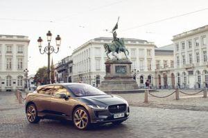 Kinh ngạc xe điện Jaguar I-Pace xuyên lục địa chỉ với 1 lần sạc
