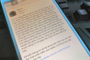 iOS 12 'hot' đấy, nhưng có thu hút người dùng nâng cấp?