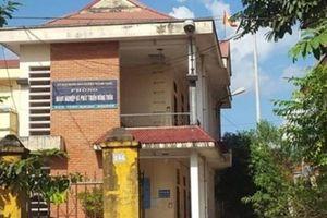 Lạng Sơn: Bắt Trưởng phòng NNPTNT huyện Tràng Định