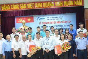 Thành lập chi bộ Đảng tại 2 doanh nghiệp vốn nước ngoài