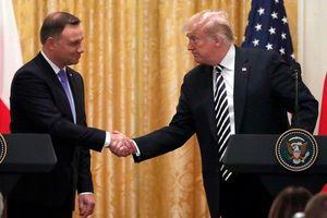 Khả năng Mỹ hiện diện quân sự vĩnh viễn tại Ba Lan