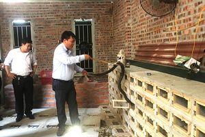 Làng rắn Vĩnh Sơn tìm hướng mở rộng thị trường