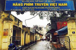 Cổ phần hóa Hãng phim truyện Việt Nam có nhiều dấu hiệu trái luật