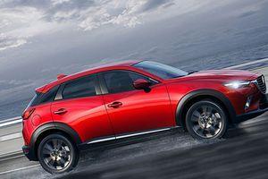 Xe Mazda CX-3 mới sẽ 'lột xác' để đấu Honda HR-V