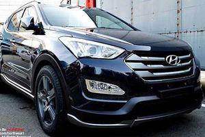 Hyundai SantaFe 2019 sắp ra mắt, xe đời cũ 'cháy hàng'