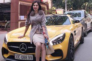 Nữ đại gia Hải Phòng bán Mercedes-AMG GT S 9,1 tỷ