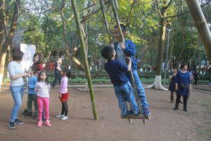 Tìm lối đưa trò chơi dân gian đến với trẻ em