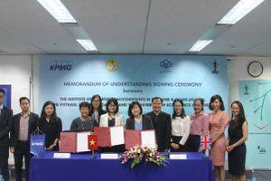 ICAEW và KPMG ký kết hợp tác với các trường đại học Việt Nam nhằm gia tăng cơ hội nghề nghiệp cho sinh viên
