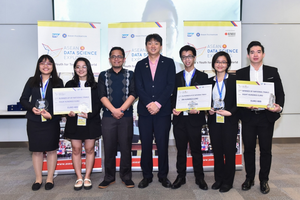 Đại học RMIT giành giải Nhất cuộc thi Khám phá khoa học số ASEAN