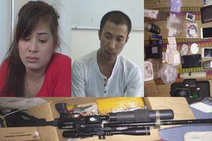 Phát hiện 2 đối tượng sử dụng ma túy và tàng trữ vũ khí 'nóng'