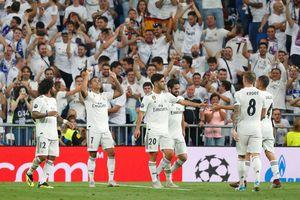 Champions League: Real Madrid khởi hành suôn sẻ thời 'hậu Cristiano Ronaldo'