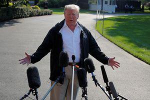 Tổng thống Trump ca ngợi 'bước tiến lớn' trong vấn đề Triều Tiên