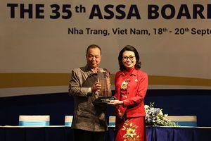 BHXH Việt Nam tiếp nhận chức Chủ tịch ASSA nhiệm kỳ 2018-2019