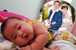 Diễn viên hài Chiến Thắng khoe ảnh con trai út với vợ thứ 3